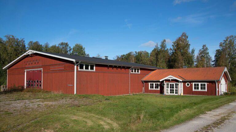 Huvudkontoret i Anolfsbyn, Mellerud